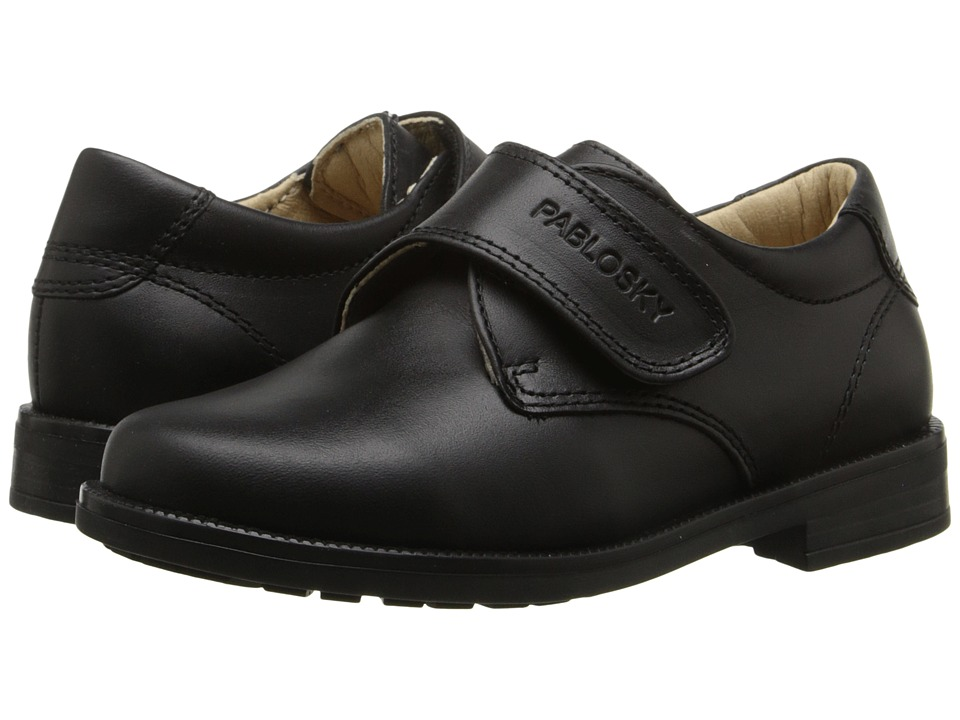 Pablosky Kids - 7995 (Little Kid/Big Kid) (Black) Boy's Shoes