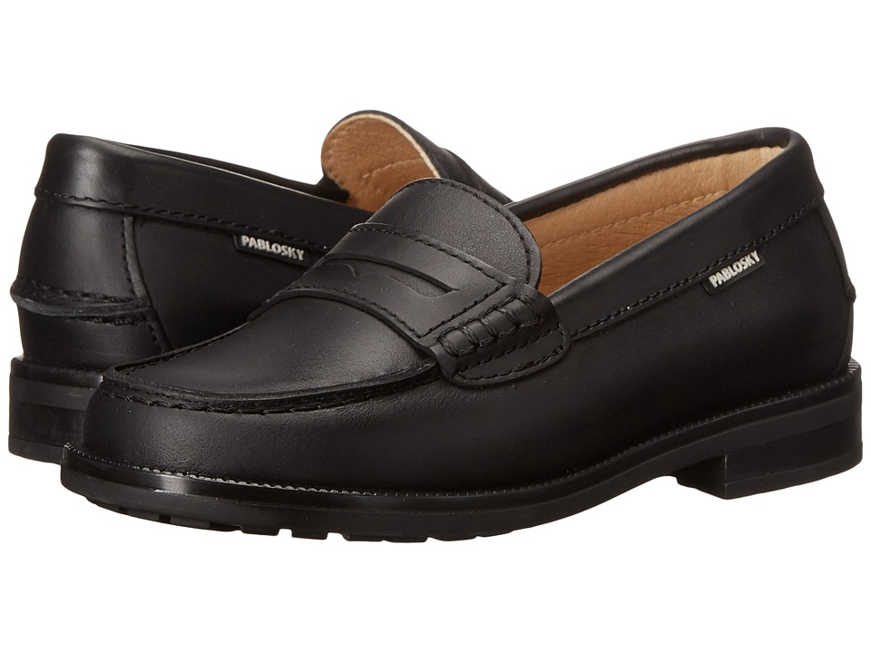 Pablosky Kids - 7997 (Little Kid/Big Kid) (Black) Boy's Shoes