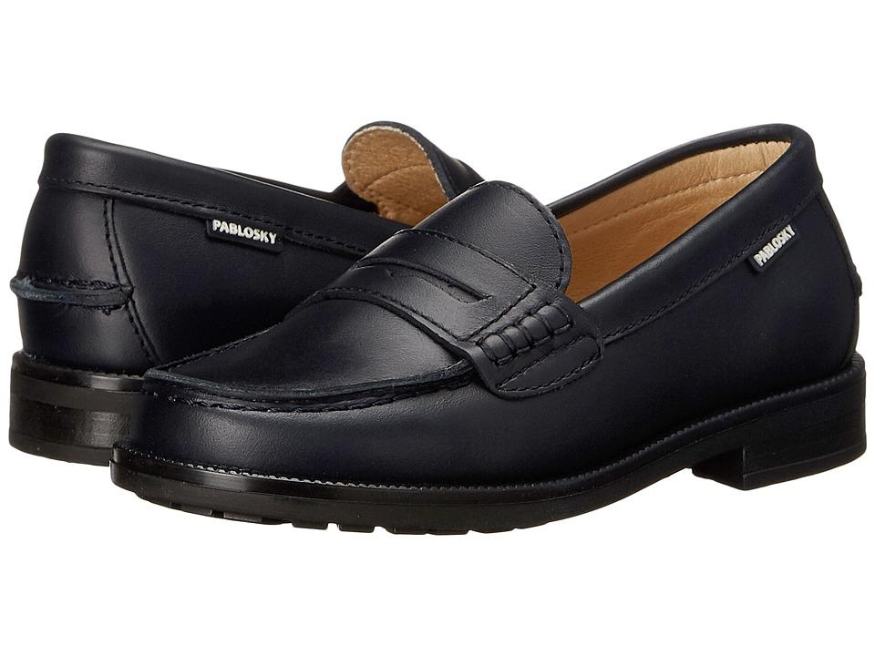 Pablosky Kids - 7997 (Little Kid/Big Kid) (Navy) Boy's Shoes