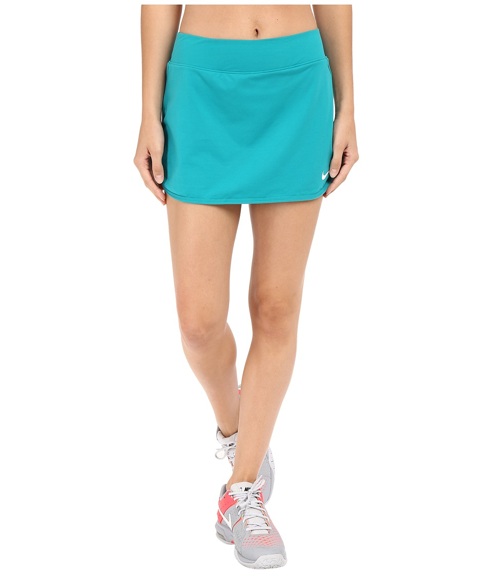 Nike - Pure Skirt (Energy/White) Women's Skort