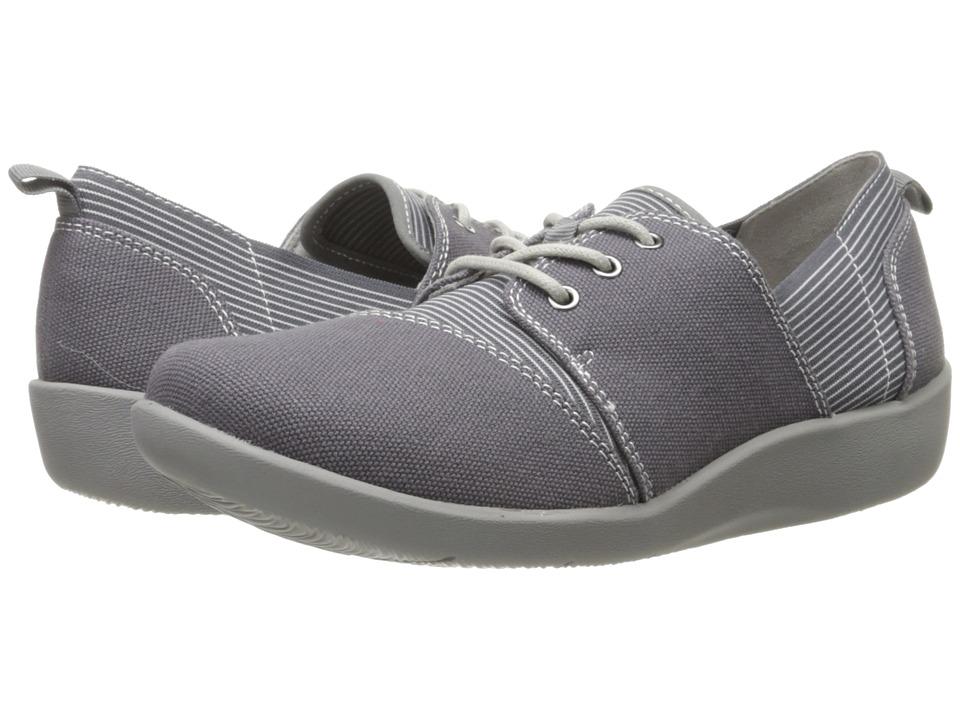 Clarks - Sillian Joss (Grey) Women's Shoes