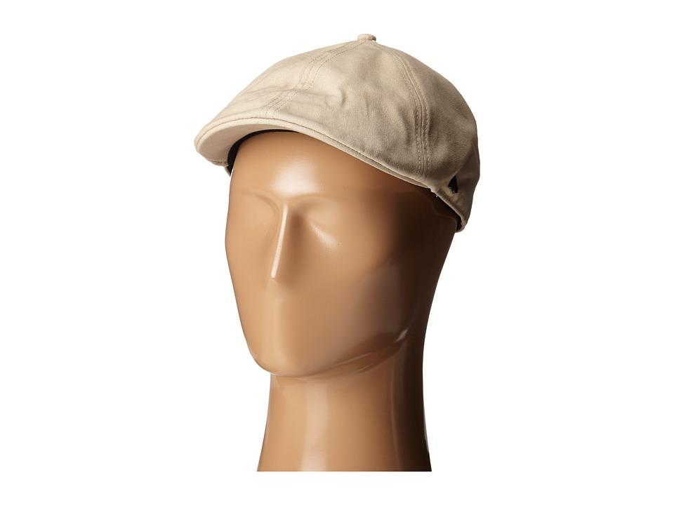 New Era - Canvas Duckbill (Khaki) Caps