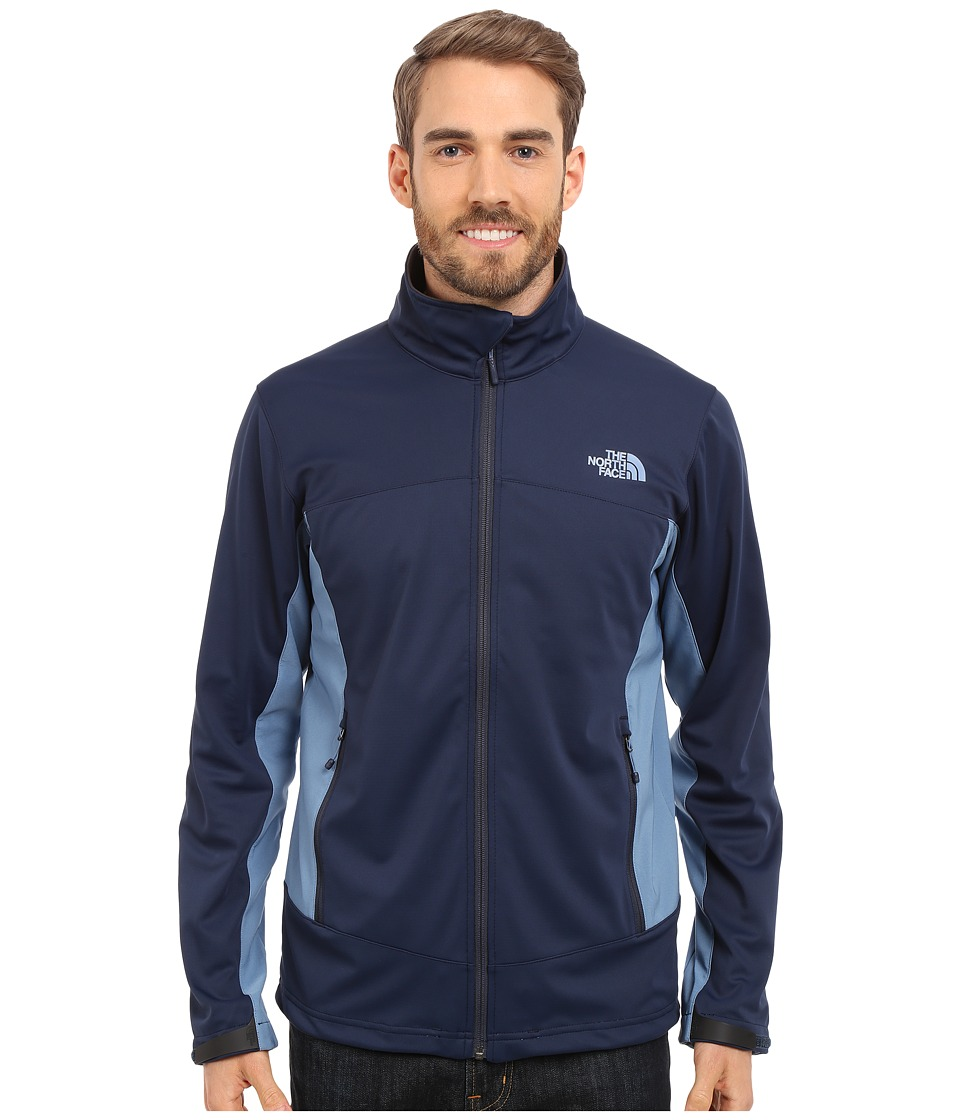 The North Face - Cipher Hybrid Jacket (Cosmic Blue/Moonlight Blue) Men's Jacket