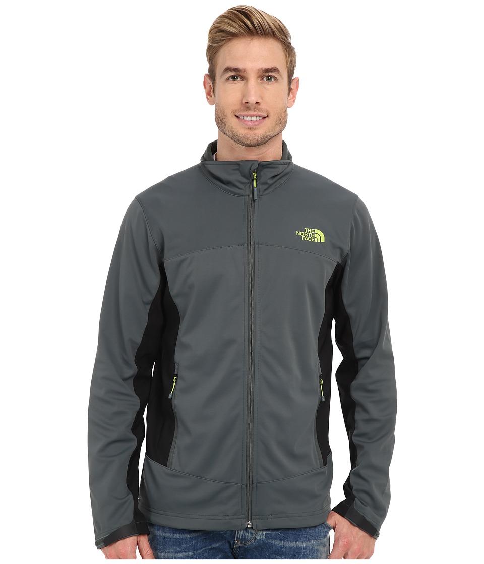 The North Face Cipher Hybrid Jacket (Spruce Green/TNF Black) Men