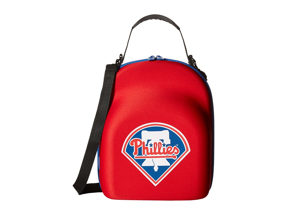 New Era - MLB 6-Pack Cap Carrier Phillies (Red) Bags