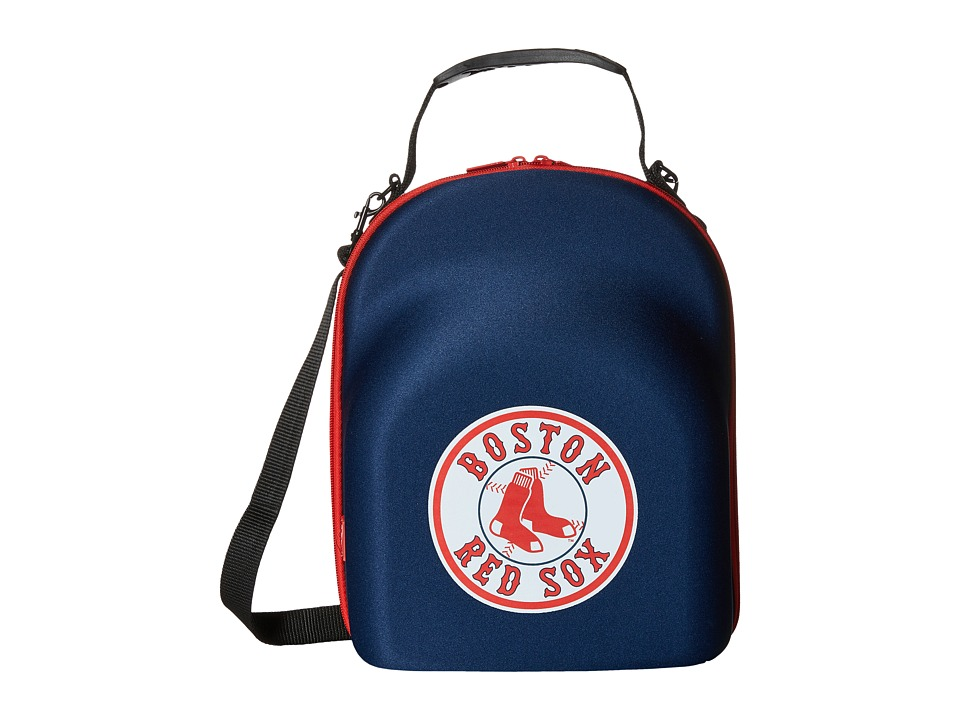 New Era - MLB 6-Pack Cap Carrier Boston Red Sox (Navy) Bags