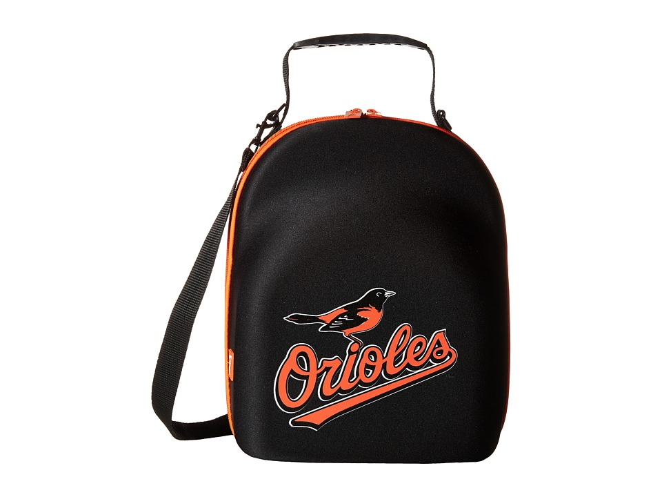 New Era - MLB 6-Pack Cap Carrier Orioles (Black) Bags