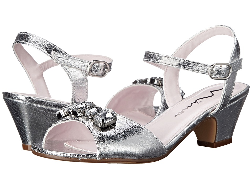 Nina Kids - Tabytha (Little Kid/Big Kid) (Silver) Girl
