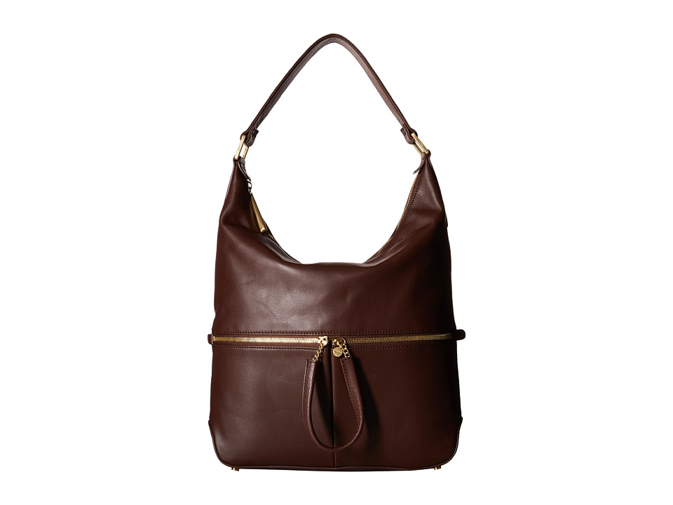 Hobo - Urban Legend Shoulder (Chocolate) Hobo Handbags
