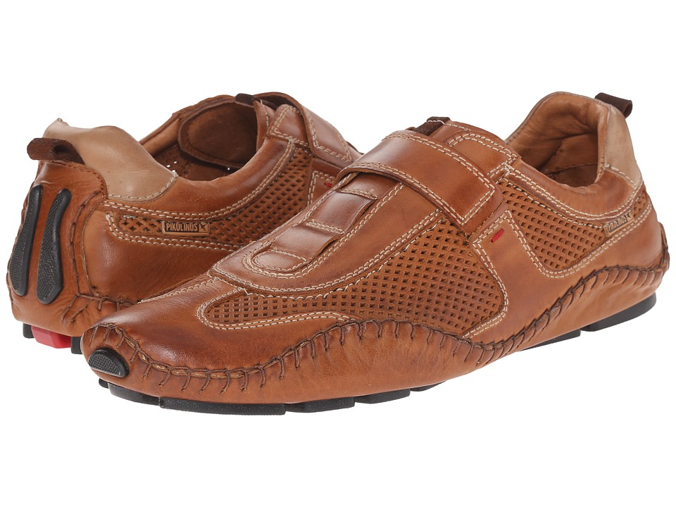 Pikolinos Fuencarral 15A-6207 (Brandy/Avellana) Men