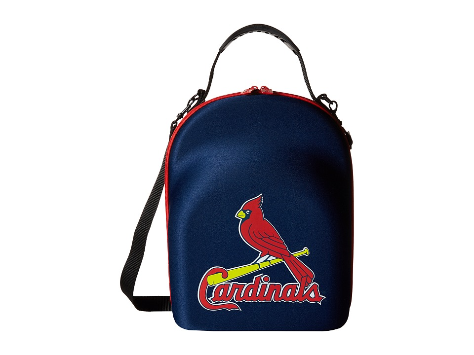 New Era - MLB 6-Pack Cap Carrier St Louis Cardinals (Navy) Bags