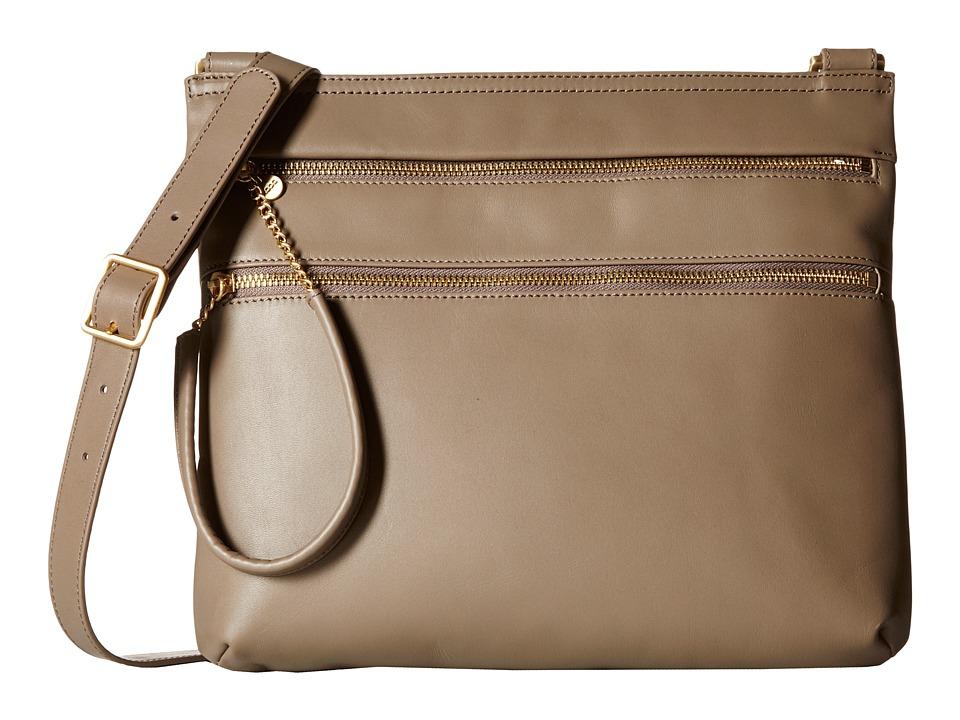 Hobo - Hands Off Crossbody (Slate) Cross Body Handbags