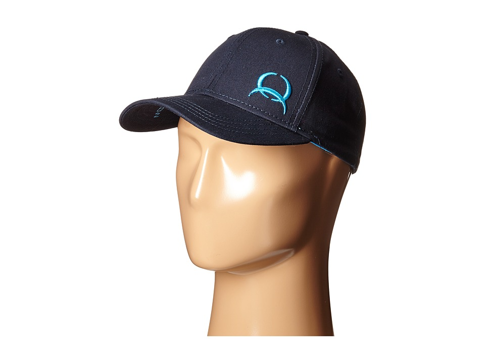 Cinch - Low Profile Snap Back (Navy 1) Caps
