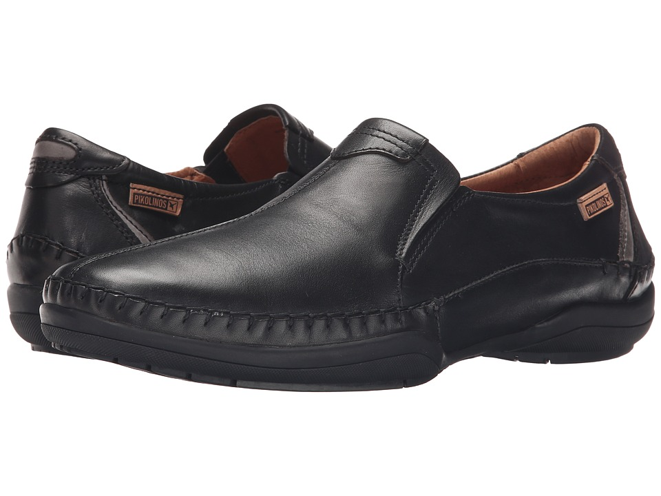 Pikolinos San Telmo M1D-6032 (Black/Dark Grey) Men