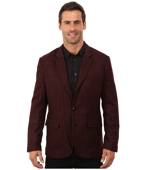 Robert Graham - Burrell Woven Sportcoat (Multi) Men's Coat