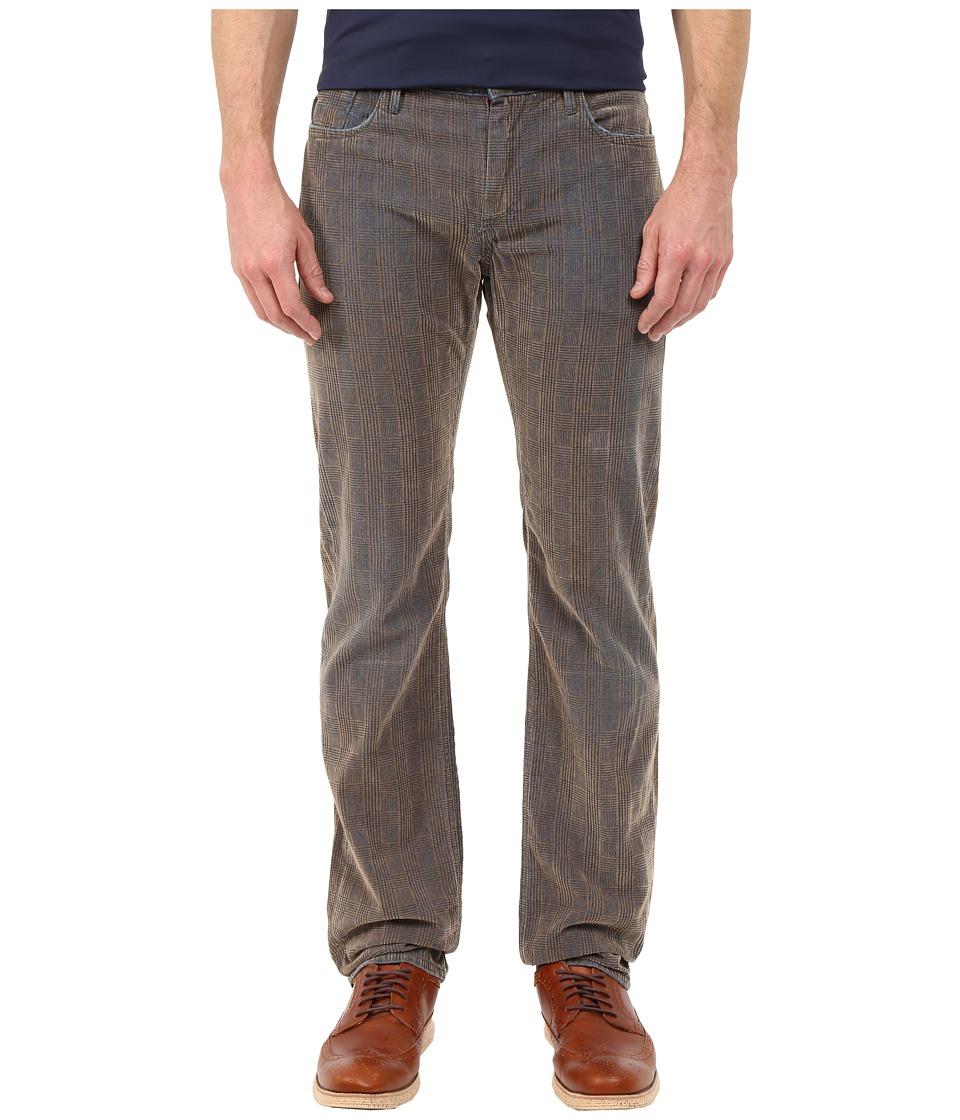 Robert Graham - Stroud Casual Woven Pants (Khaki) Men's Casual Pants