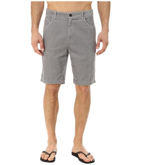 O'Neill - Chord Walkshorts (Grey) Men's Shorts