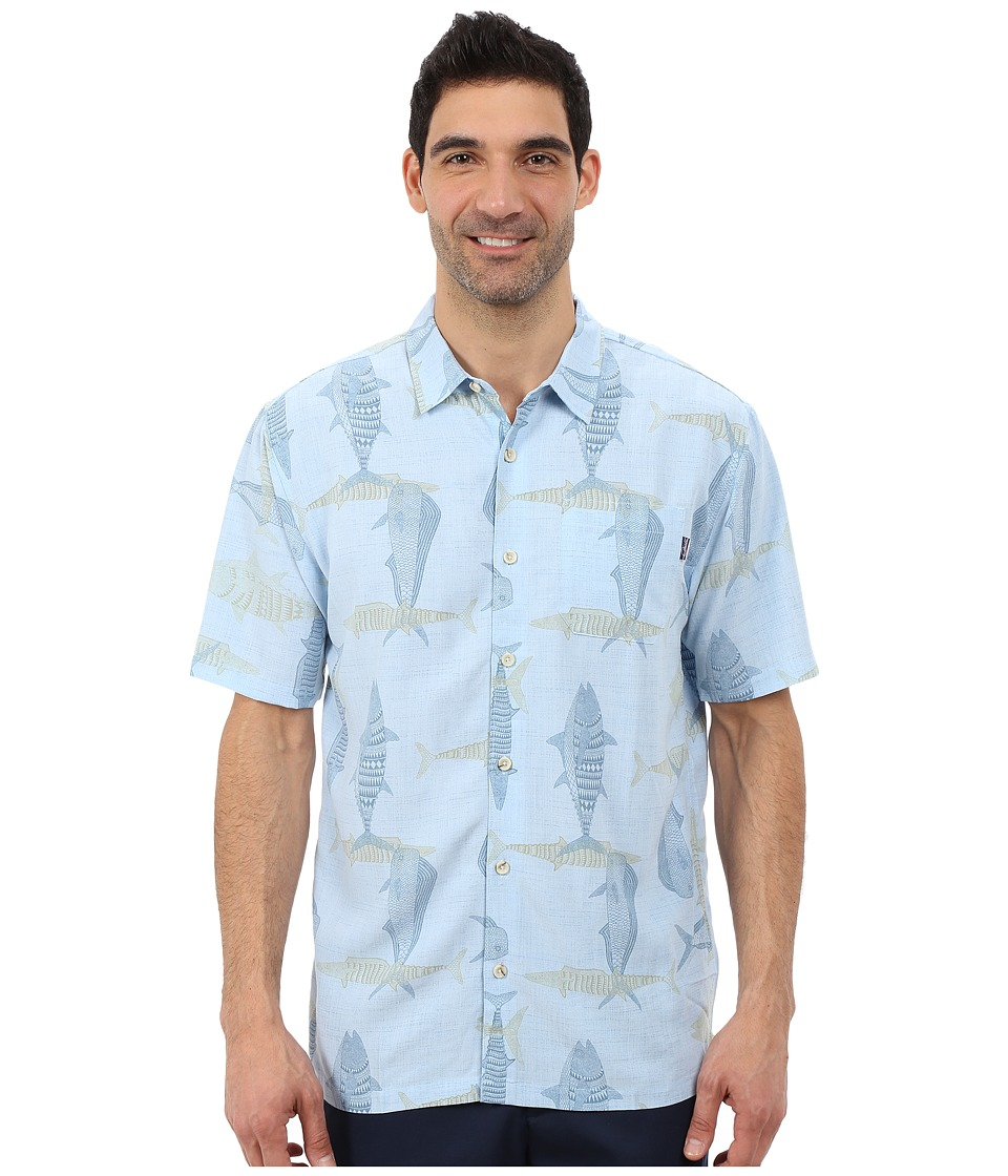 O'Neill - Catch Woven (Light Blue) Men's Clothing