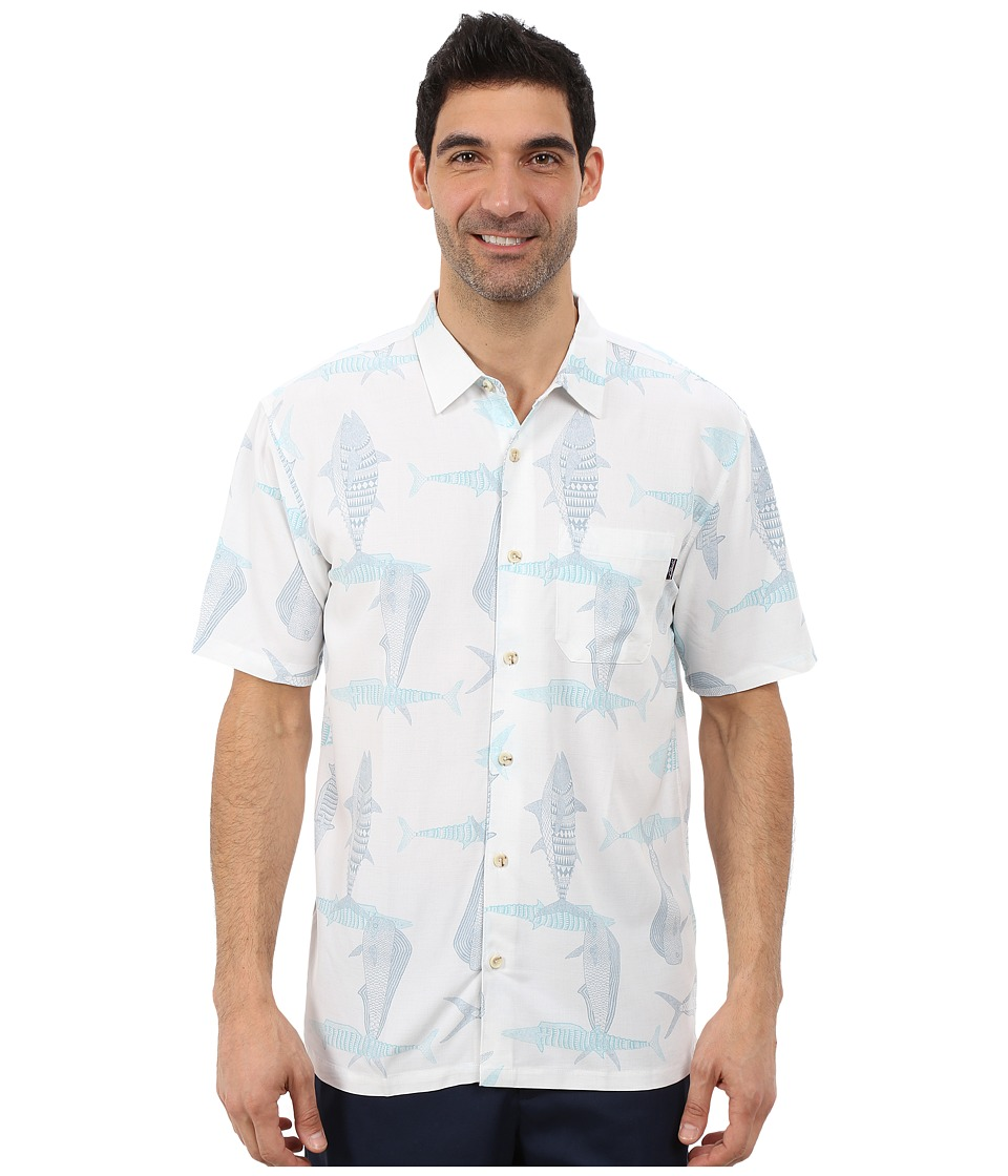 O'Neill - Catch Woven (White) Men's Clothing