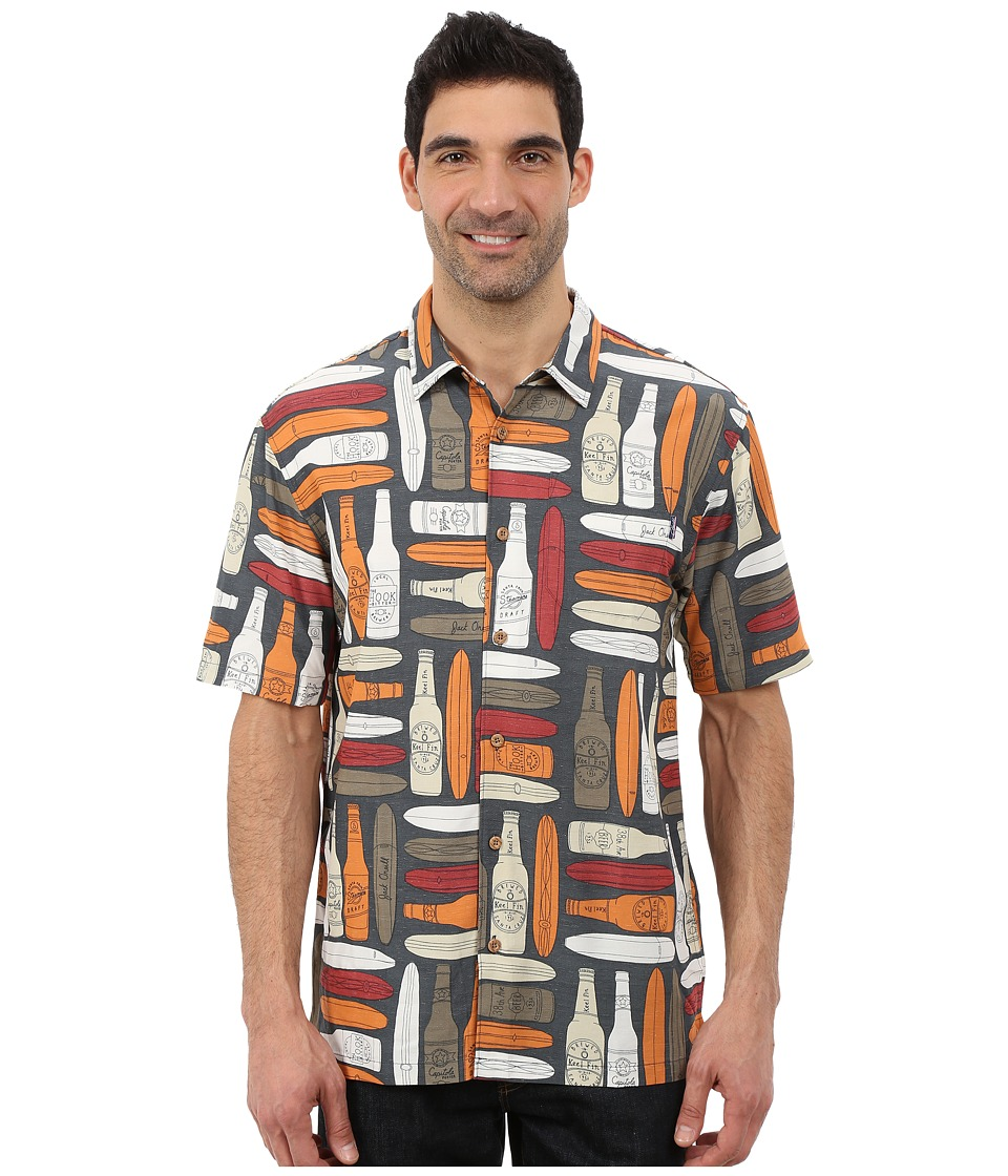 O'Neill - Longboards Wovens (Charcoal) Men's Clothing