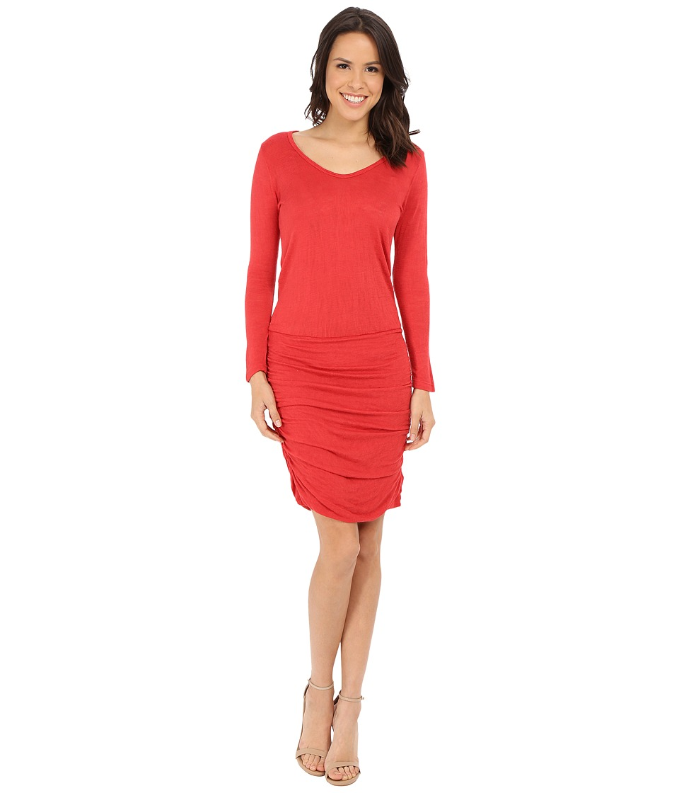 Velvet by Graham & Spencer - Buffy03 Textured Knit Dress (Glam) Women's Dress