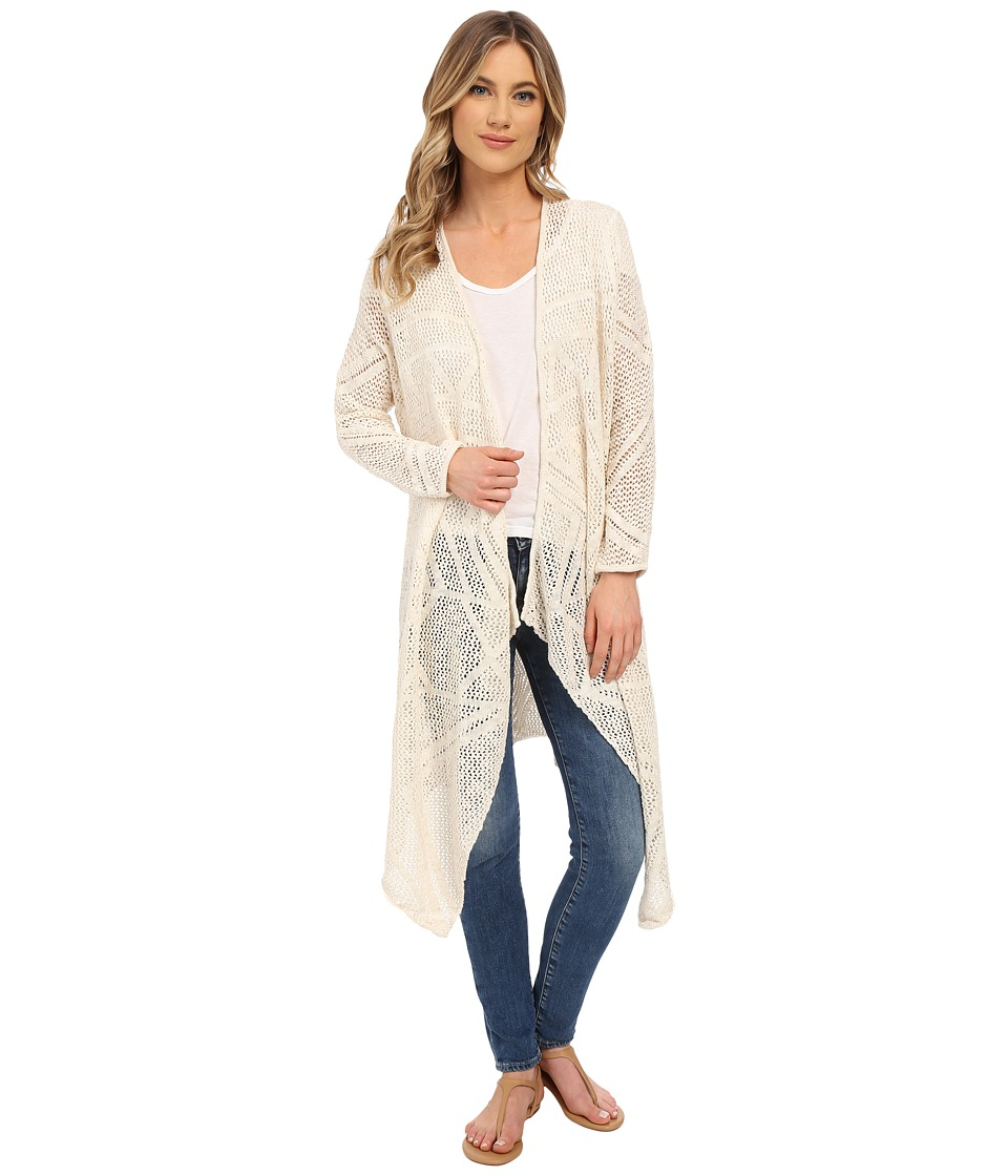 Billabong - Three Wishes Cardigan (Cool Whip Heather) Women's Sweater