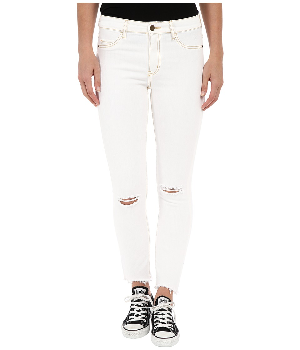 Billabong - Hot Mama Raw Edge Jeans (White Sands) Women's Jeans