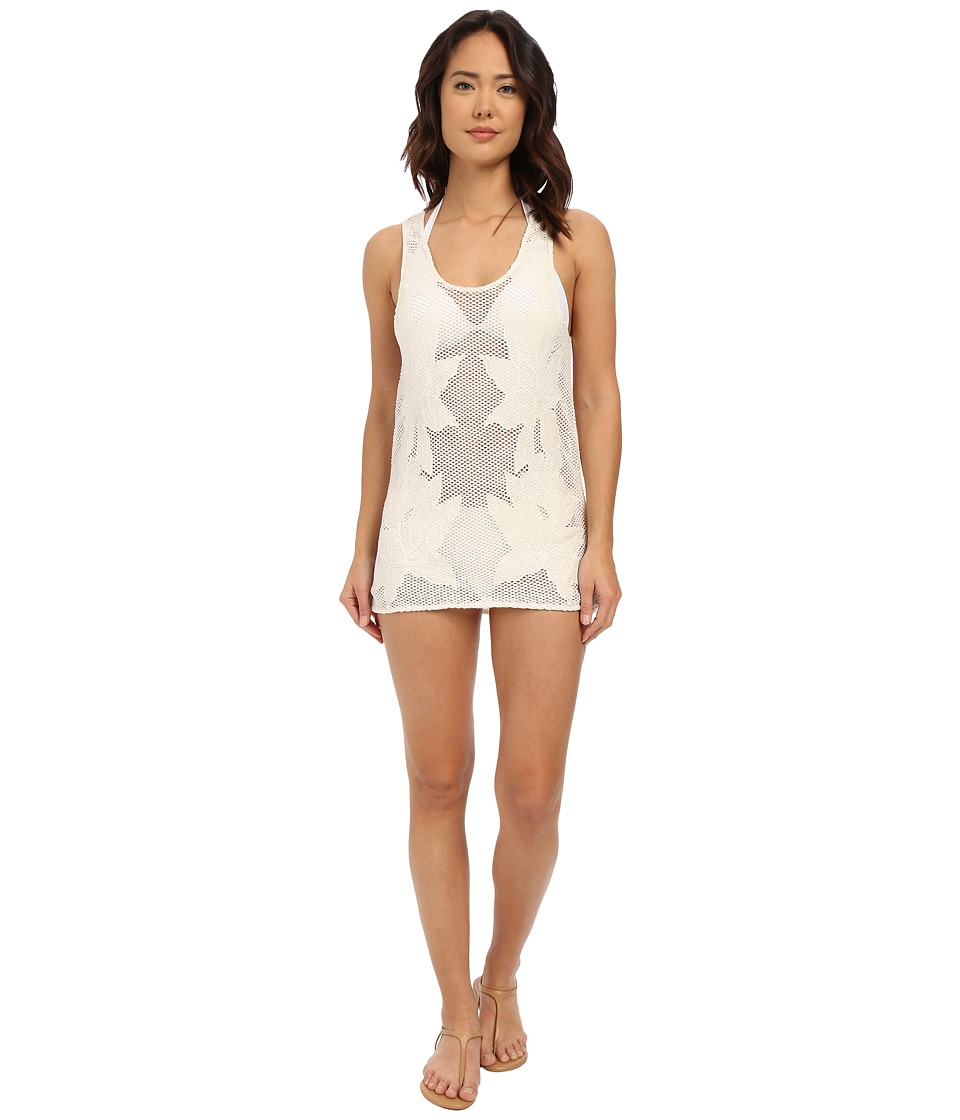 Billabong - Dream Of Me Tunic (Cool Whip) Women's Swimwear