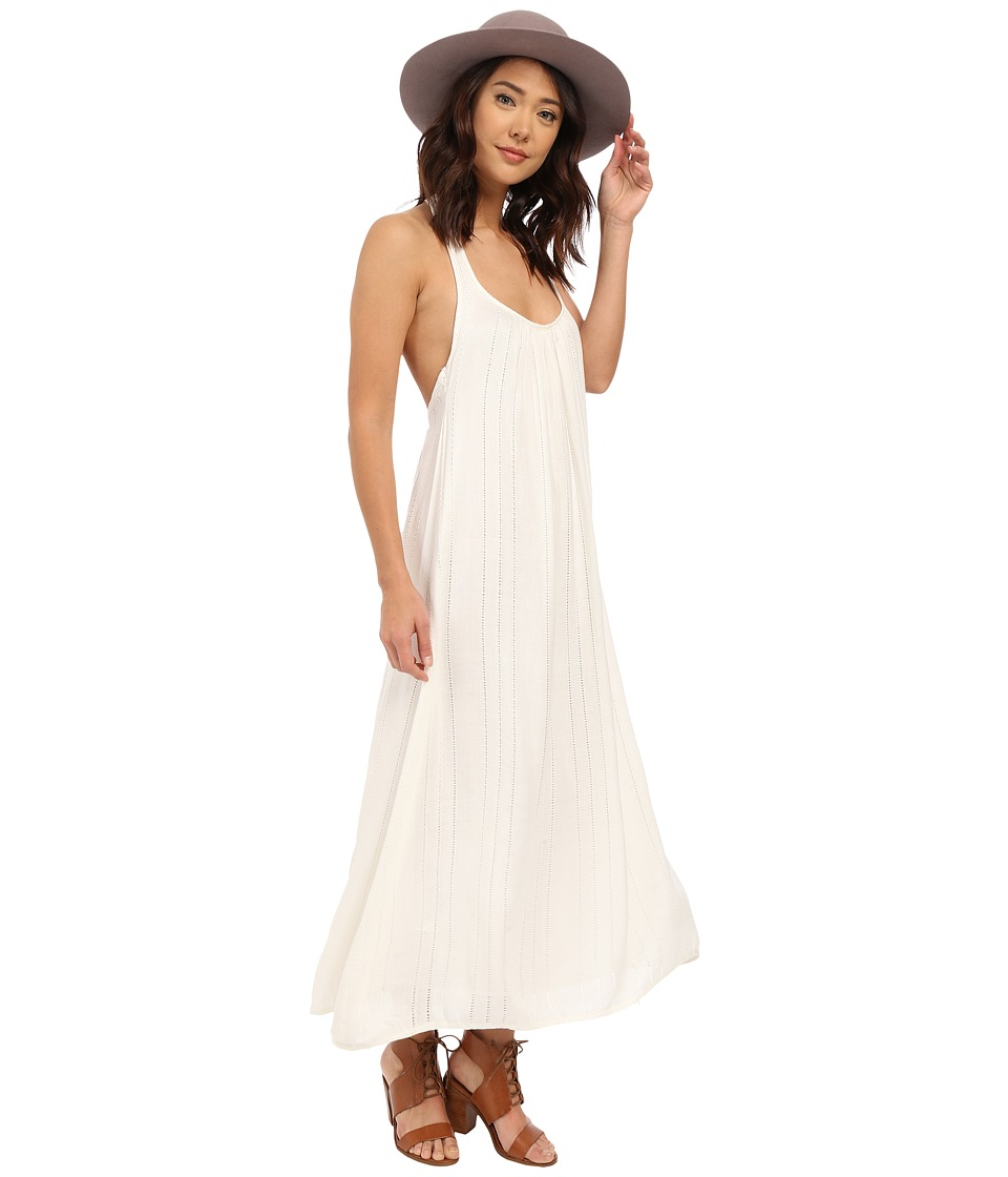 Billabong - Stealing Sunshine Maxi Dress (Cool Whip) Women's Dress