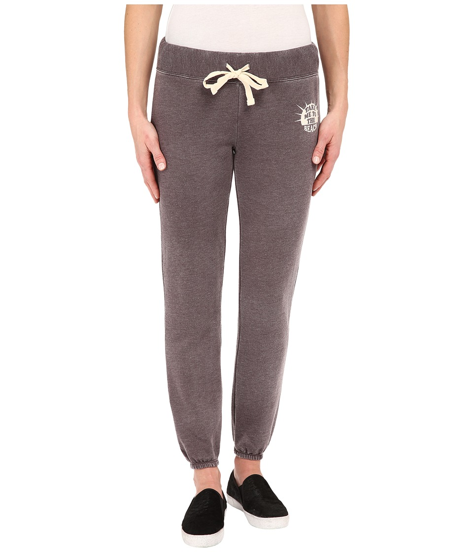 Billabong - Turn It Up Pants (Off-Black) Women's Casual Pants