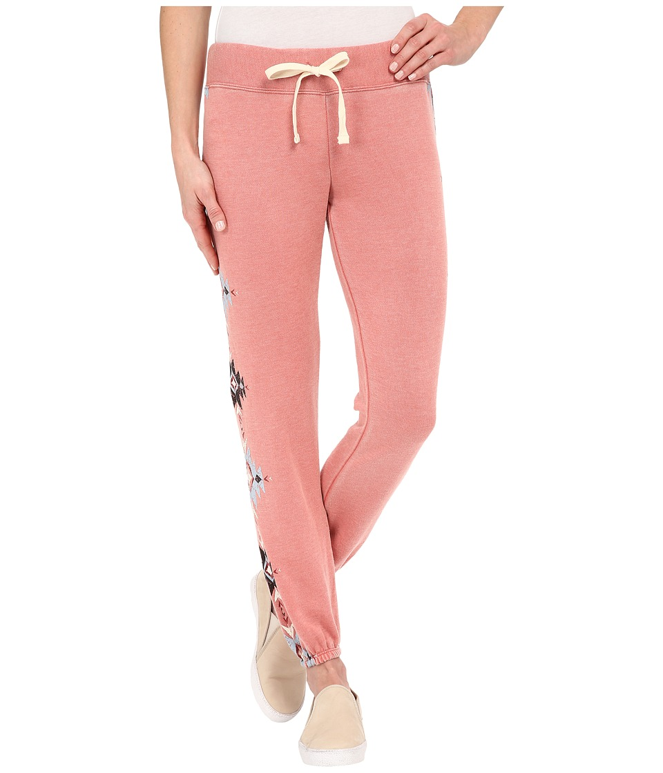 Billabong - Turn It Up Pants (Rustic Rose) Women's Casual Pants