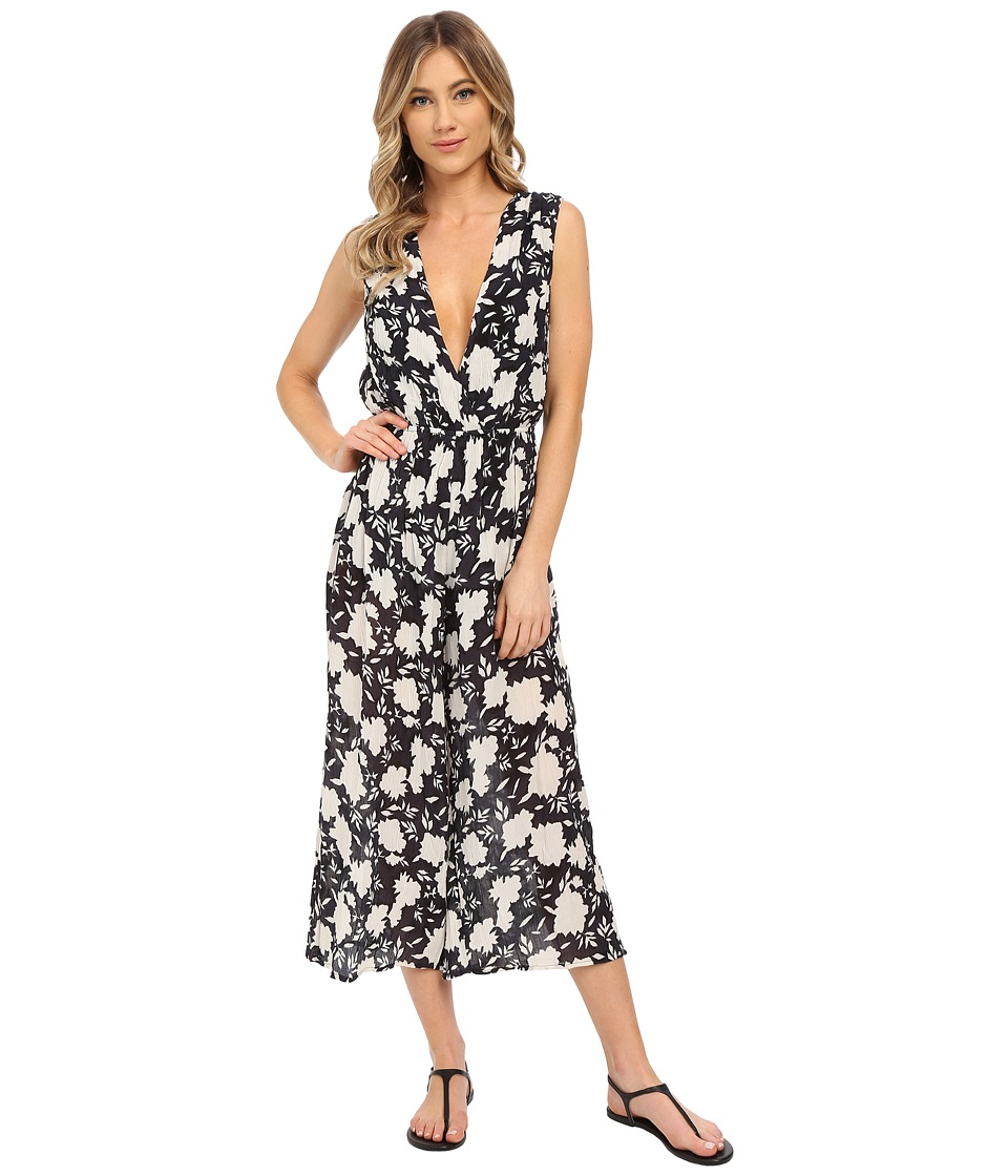 Billabong - Breezy Night Jumper (Off-Black) Women's Jumpsuit & Rompers One Piece
