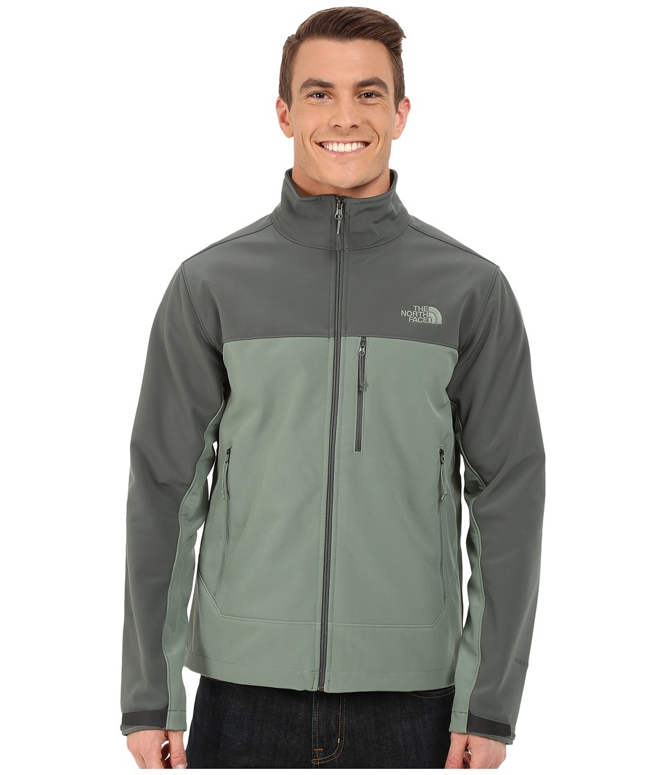 The North Face - Apex Bionic Jacket (Laurel Wreath Green/Spruce Green) Men's Coat