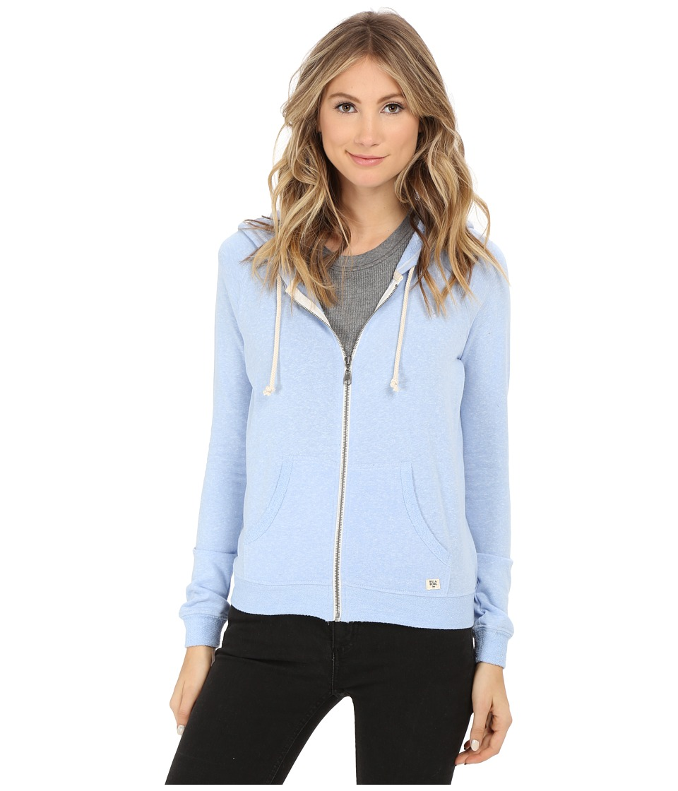 Billabong - Easy Street Hoodie (Chambray 2) Women's Sweatshirt