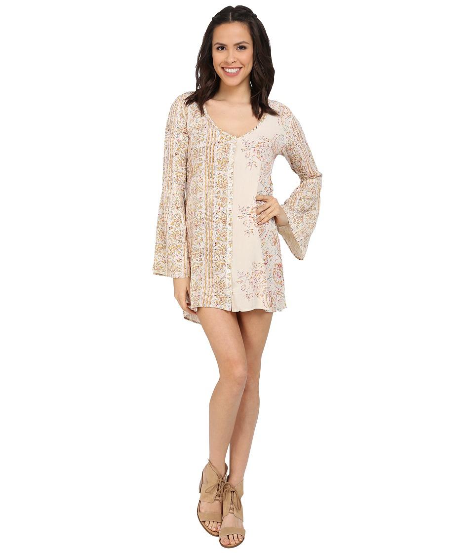 Billabong - Secret Moves Dress (White Cap) Women's Dress