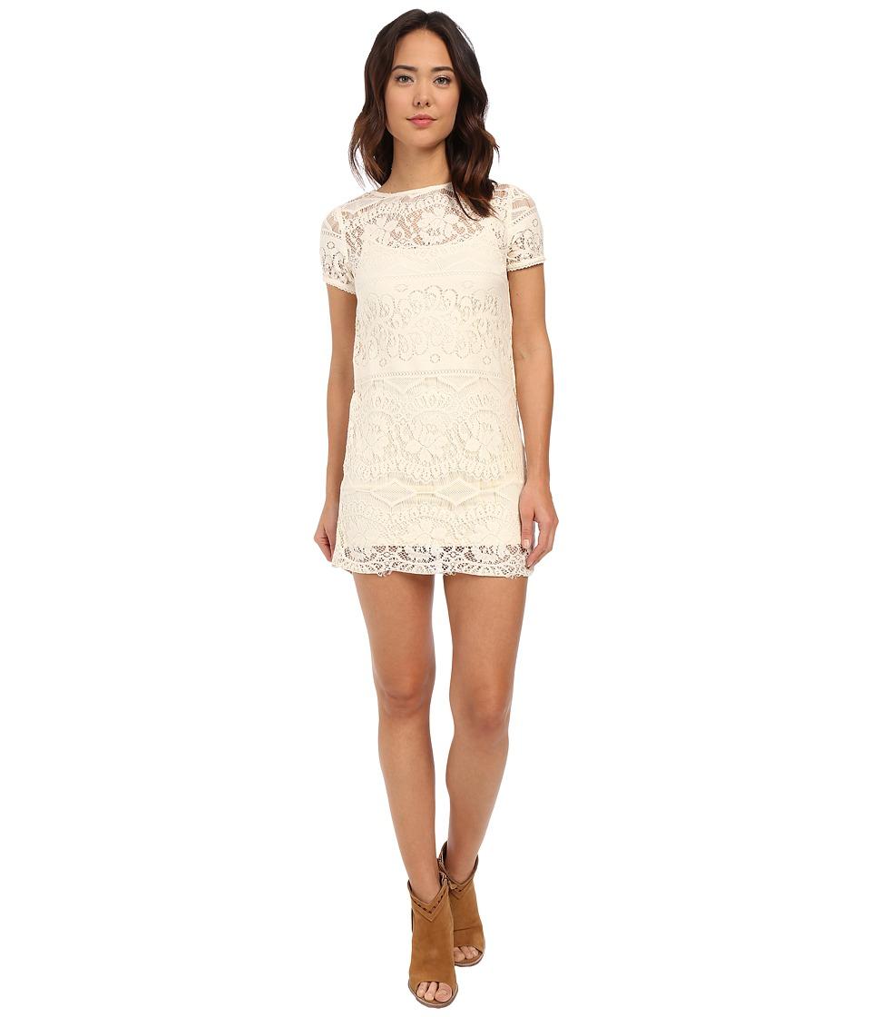 Billabong Lacey Daze Dress (White Cap) Women