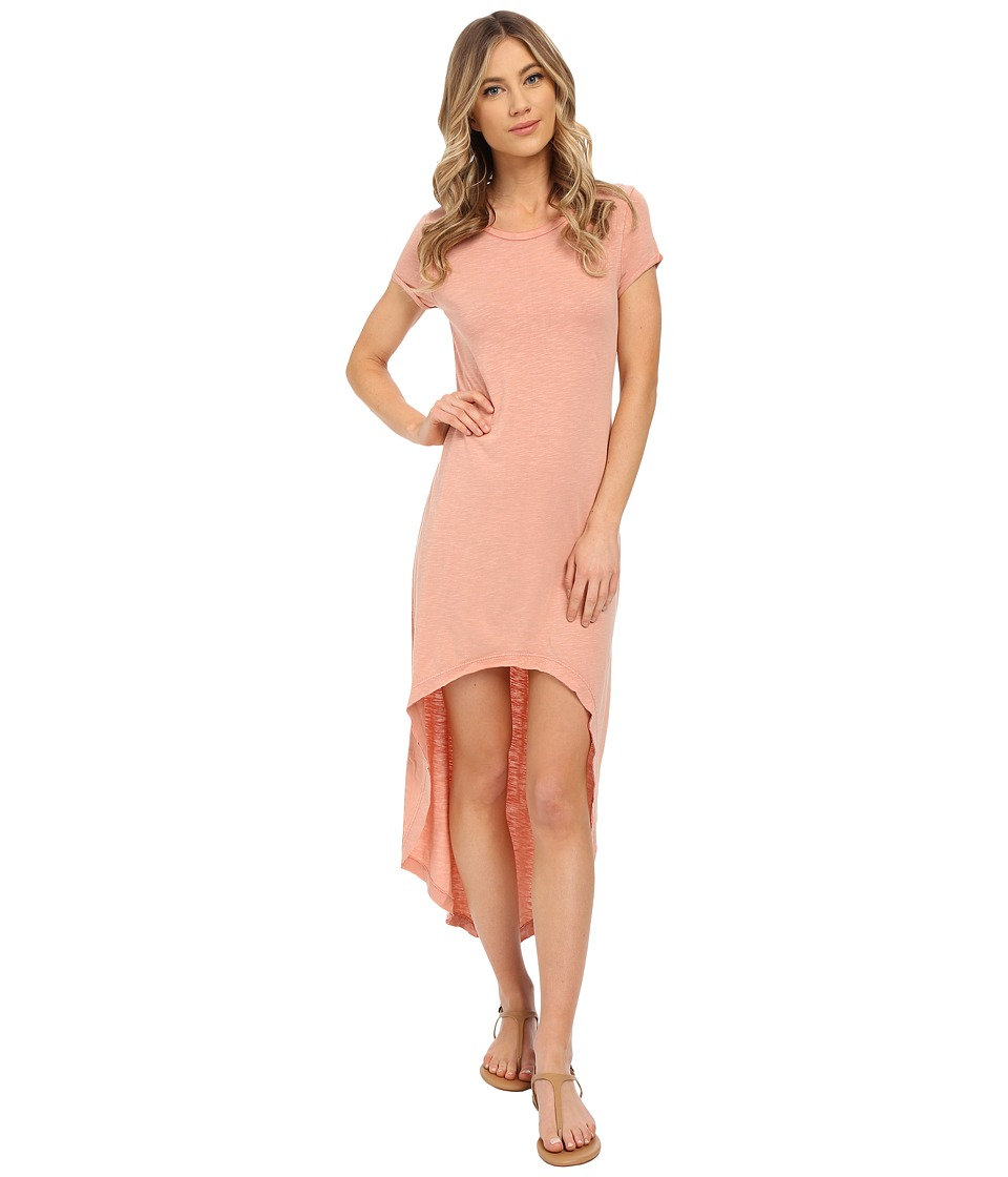 Billabong - Bright Night Dress (Rosewater) Women's Dress