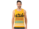 LIG Palms And Stripes Surfer Tank