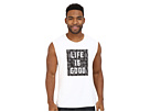 Life is Good Block Muscle Tee