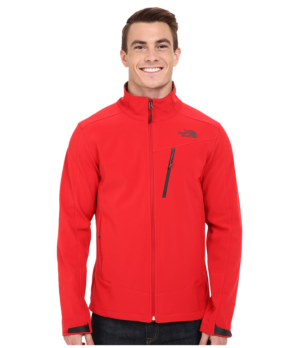 The North Face Apex Shellrock Jacket (TNF Red/TNF Red) Men