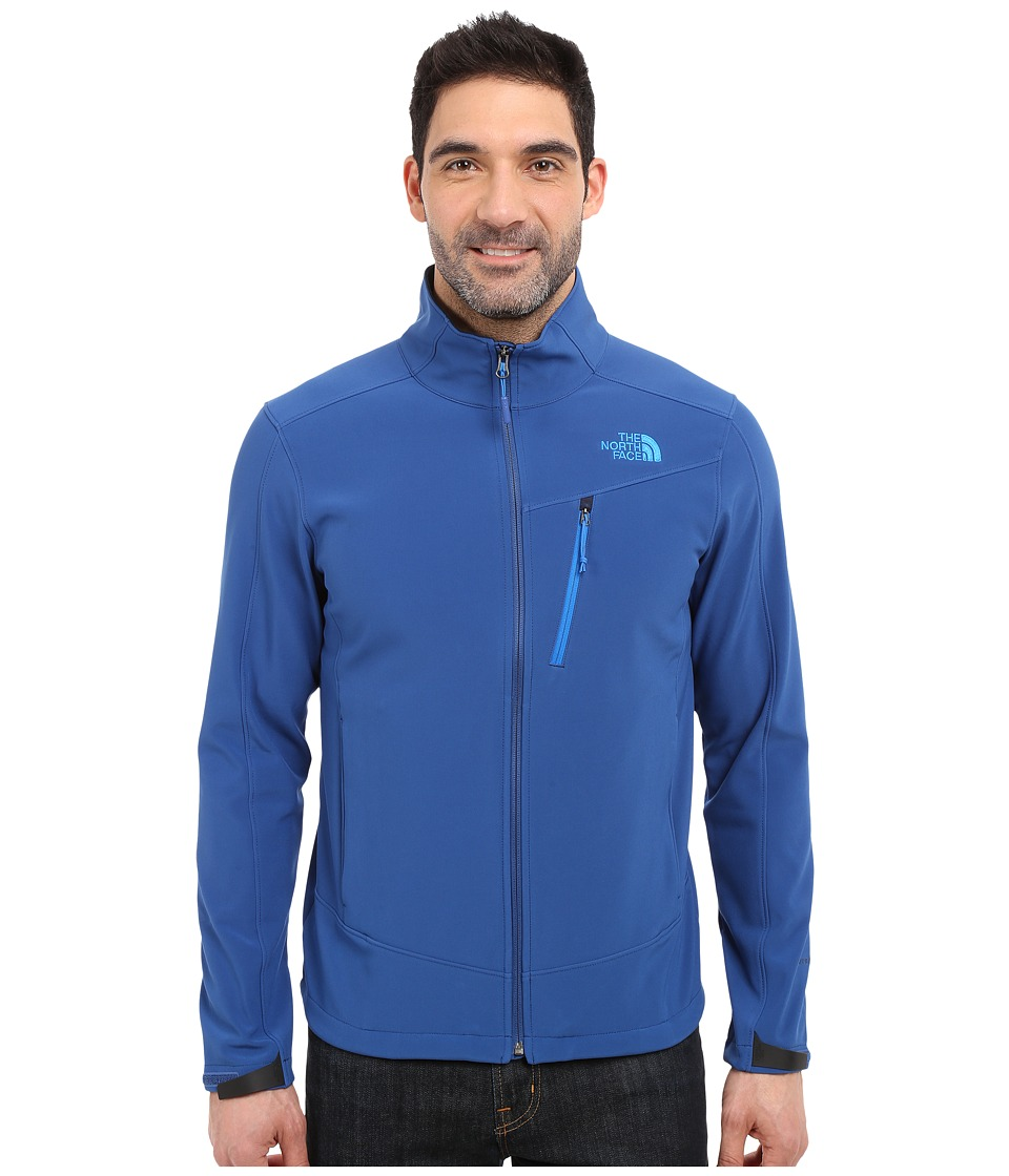 The North Face - Apex Shellrock Jacket (Limoges Blue/Limoges Blue) Men's Coat