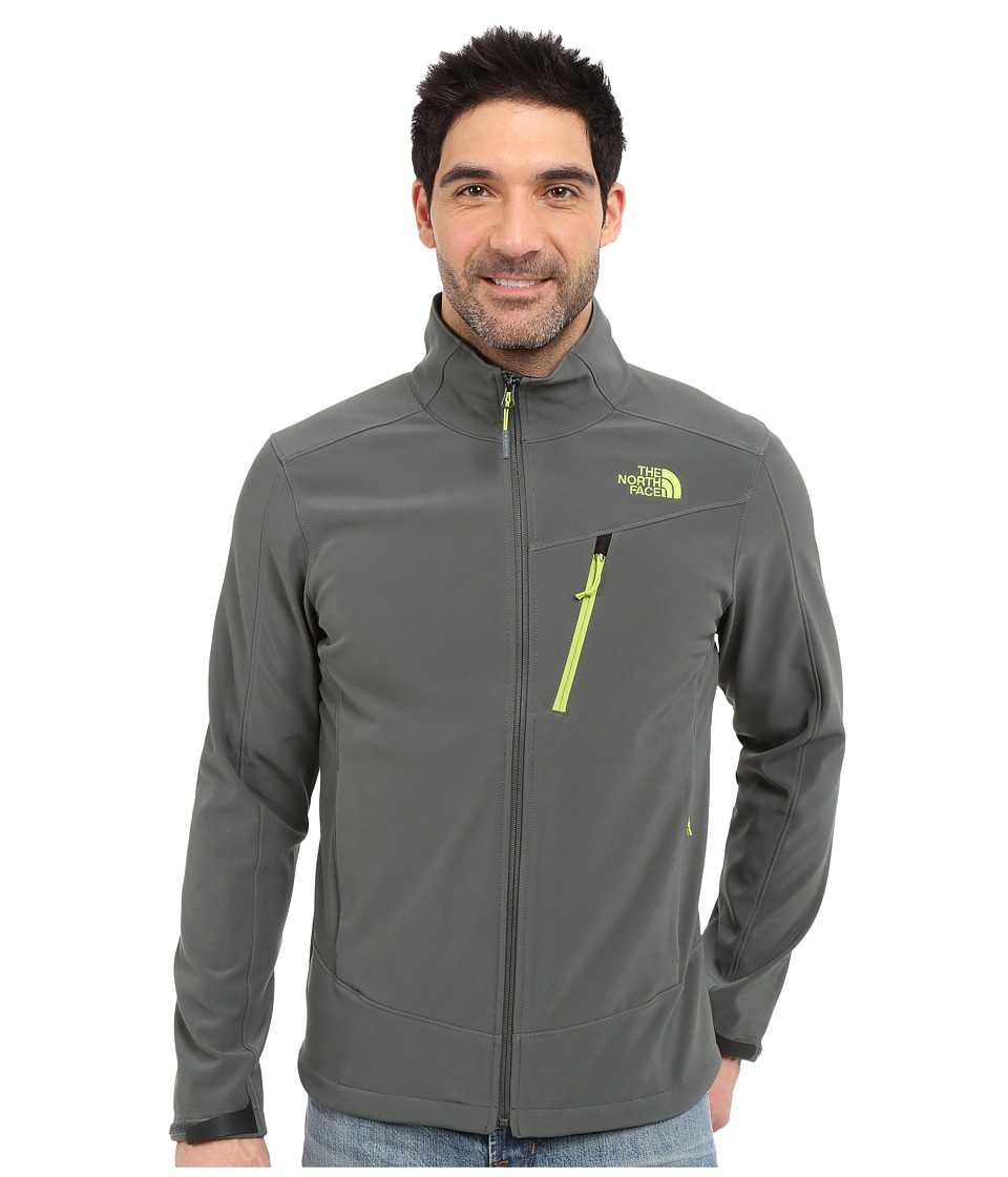 The North Face - Apex Shellrock Jacket (Spruce Green/Spruce Green) Men's Coat