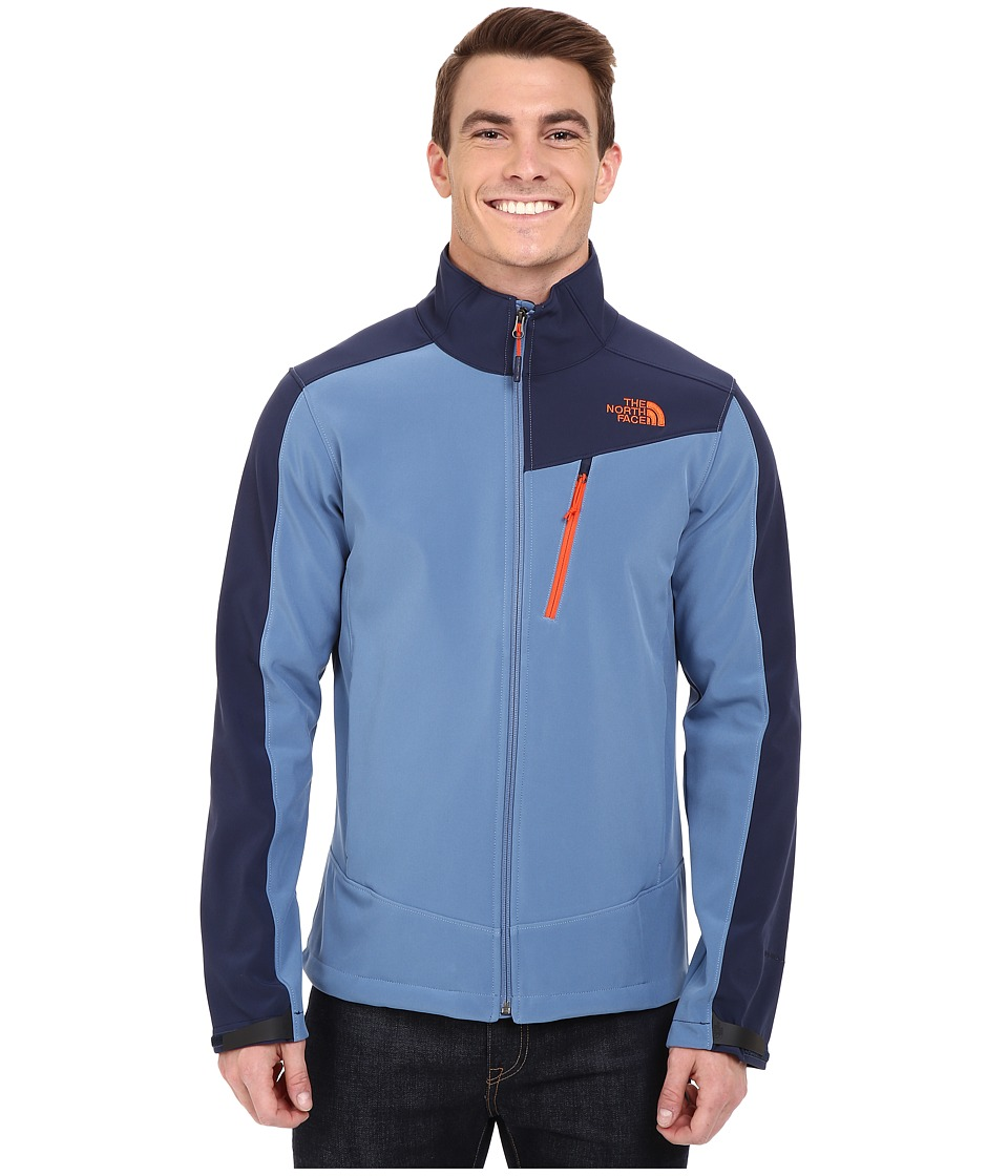 The North Face - Apex Shellrock Jacket (Moonlight Blue/Cosmic Blue) Men's Coat