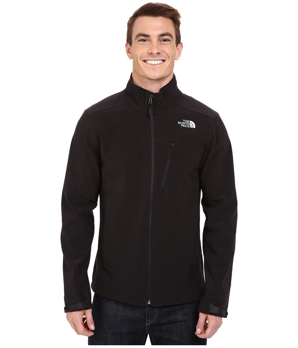 The North Face Apex Shellrock Jacket (TNF Black/TNF Black) Men