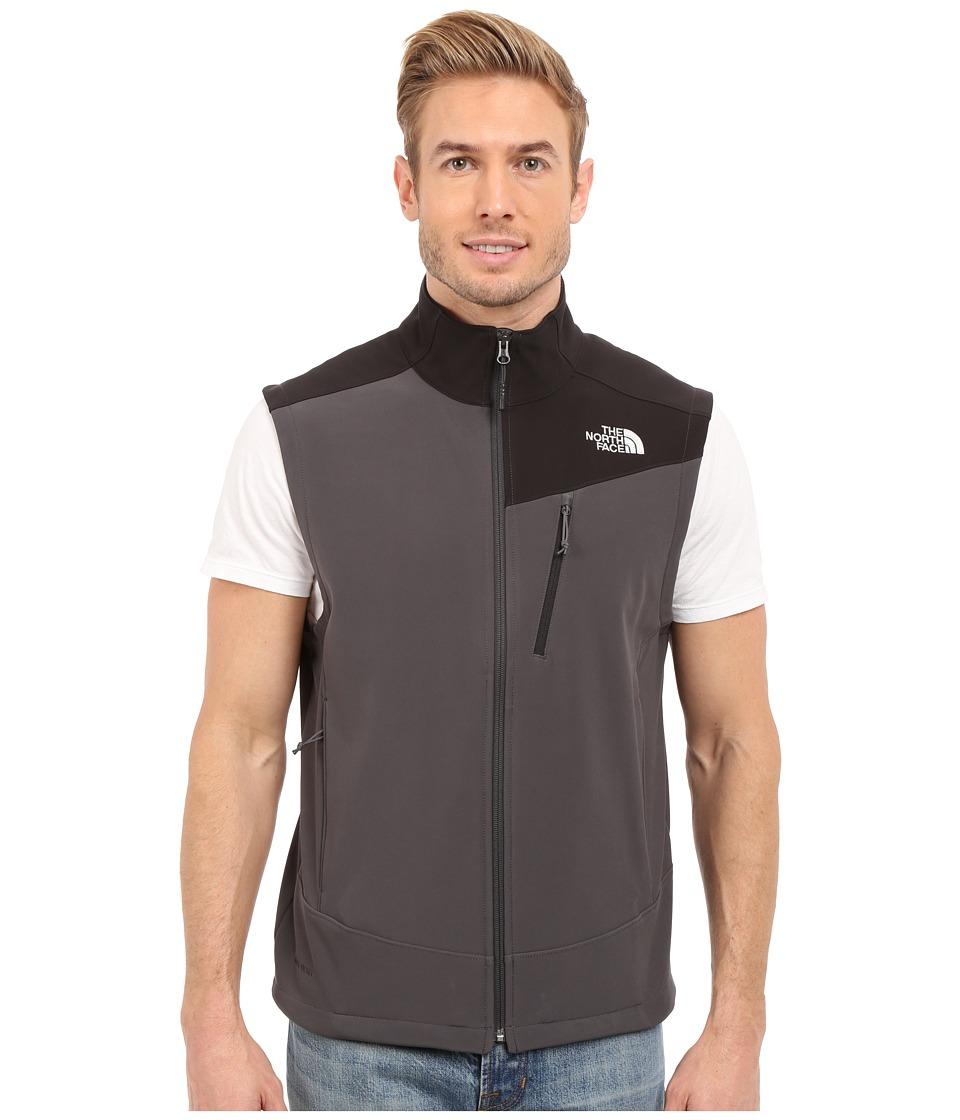 The North Face - Apex Shellrock Vest (Asphalt Grey/TNF Black) Men's Vest