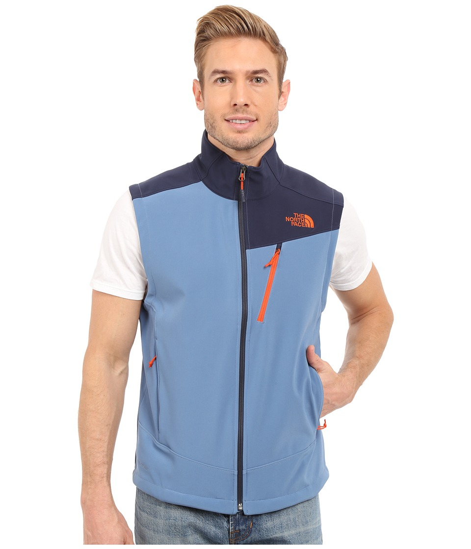 The North Face - Apex Shellrock Vest (Moonlight Blue/Cosmic Blue) Men's Vest