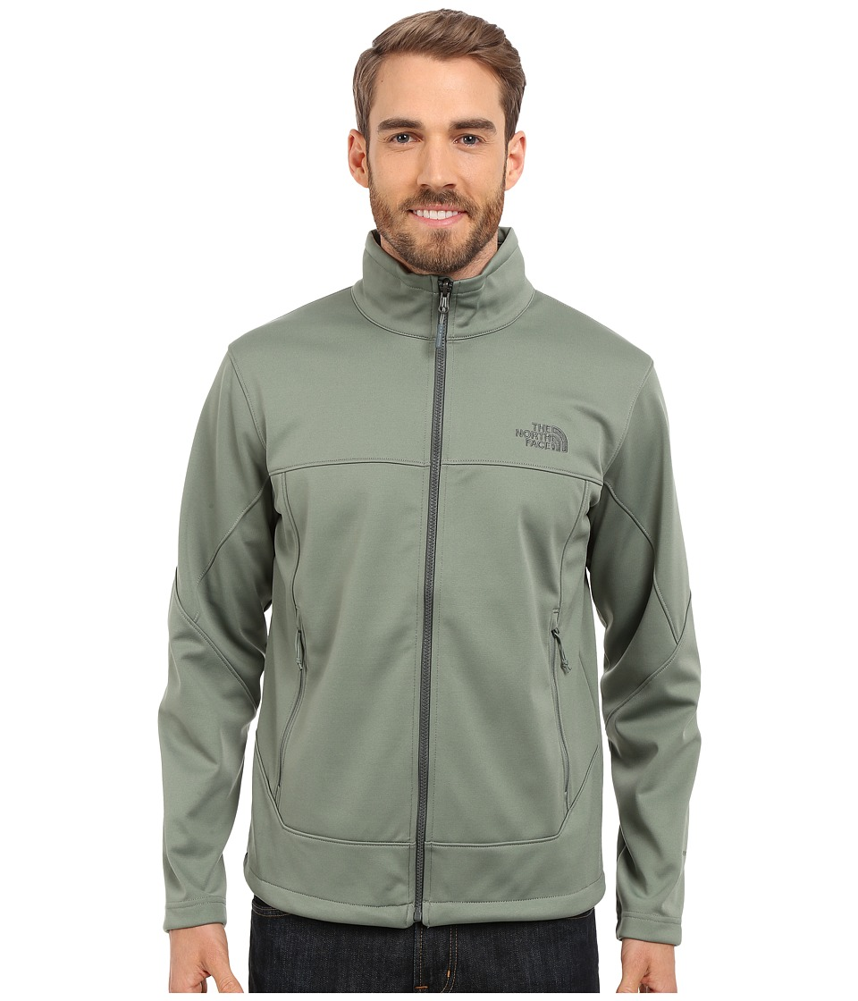 The North Face - Canyonwall Jacket (Laurel Wreath Green/Laurel Wreath Green) Men's Coat