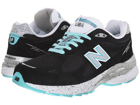 Womens Shoes New Balance W990AB3 Aquamarine
