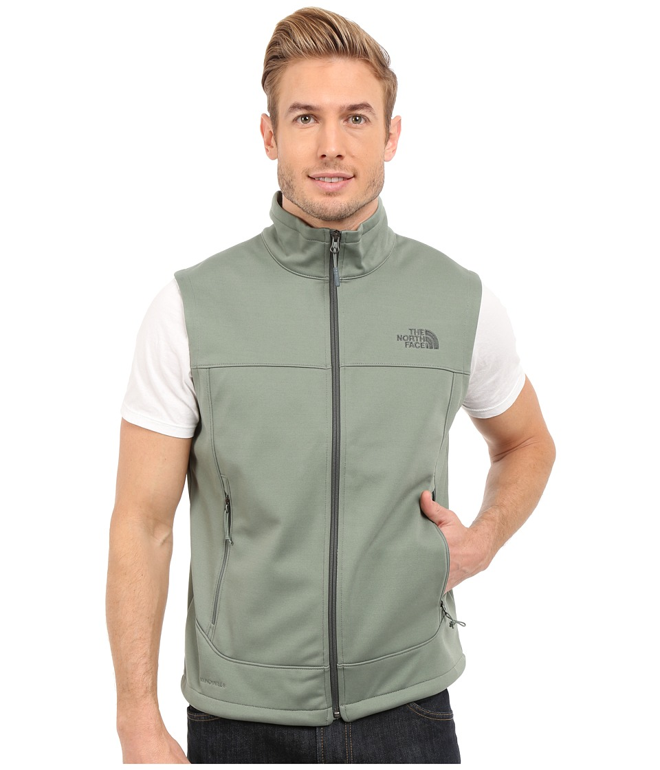 The North Face - Canyonwall Vest (Laurel Wreath Green/Laurel Wreath Green) Men