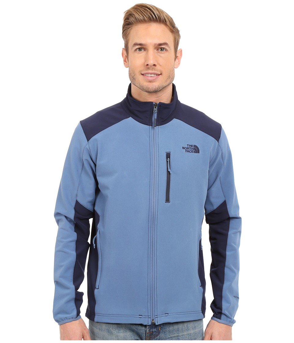 The North Face - Apex Pneumatic Jacket (Moonlight Blue/Cosmic Blue) Men's Coat